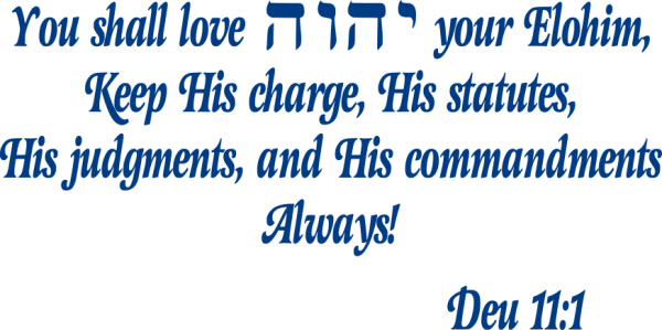 Love YHWH decal