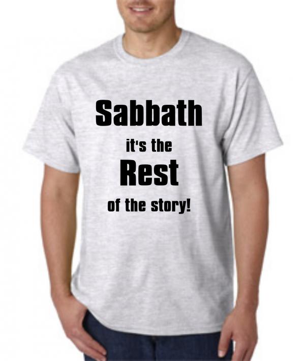 Sabbath shirt
