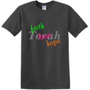 faith love hope Torah