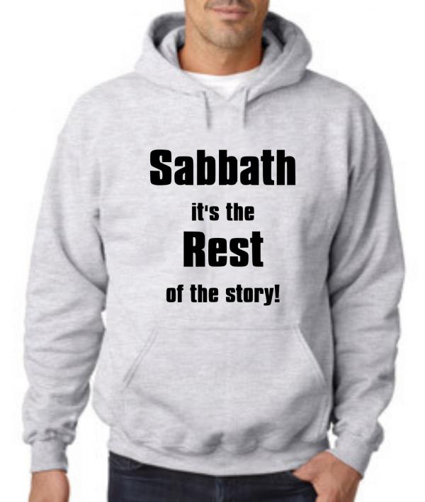 Sabbath Rest hoodie