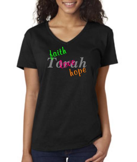 faith love hope Torah