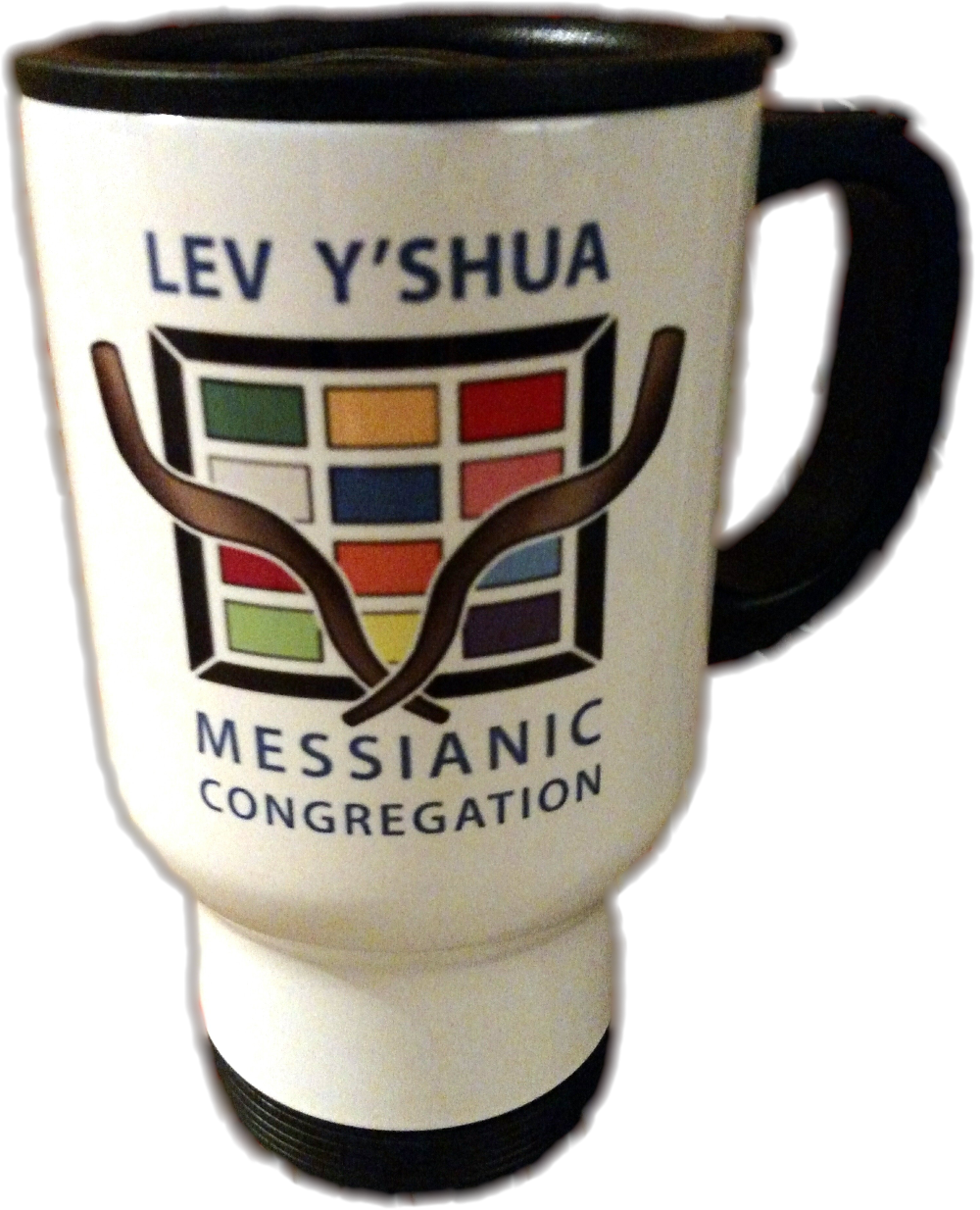 Yeshua travel mug