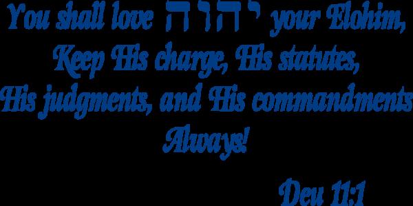Love YHWH decal