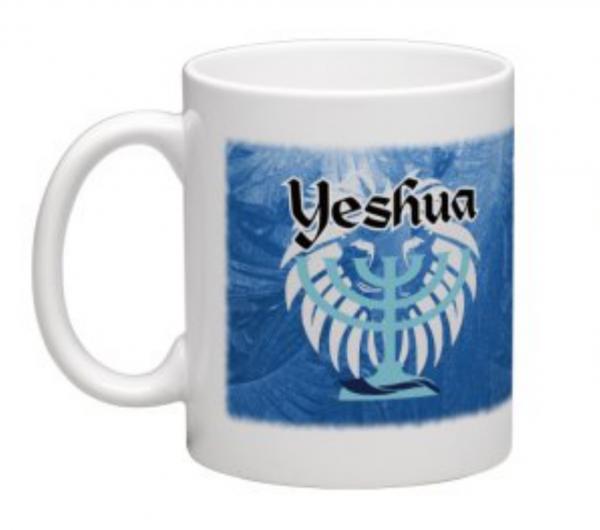 Yeshua coffee mug