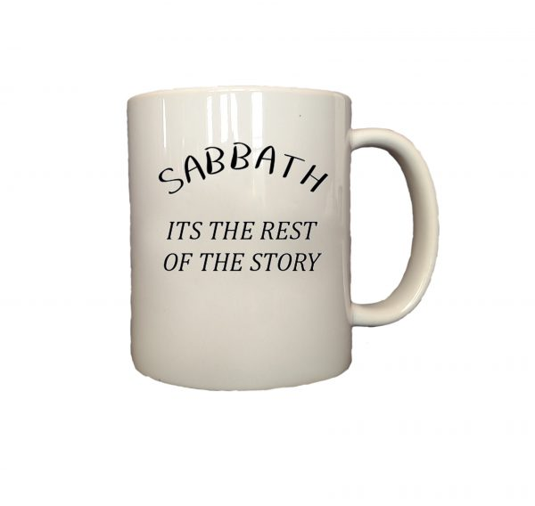 Sabbath mug